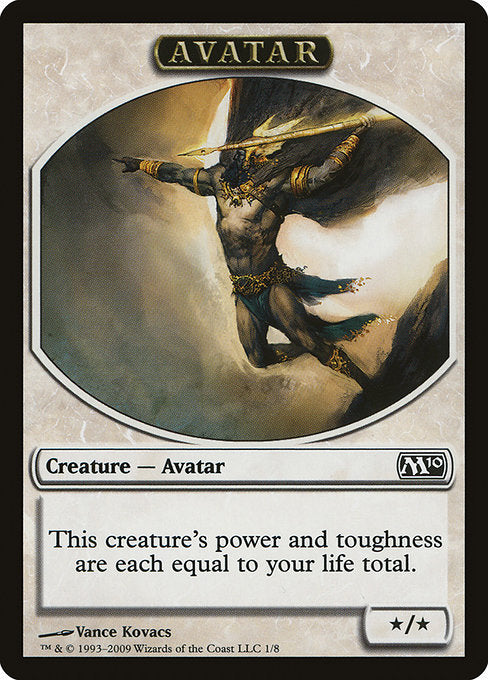 Avatar [Magic 2010 Tokens]