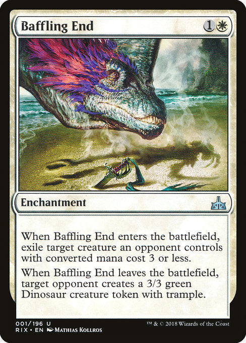 Baffling End [Rivals of Ixalan]