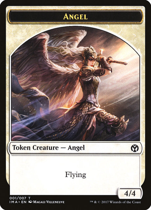 Angel [Iconic Masters Tokens]
