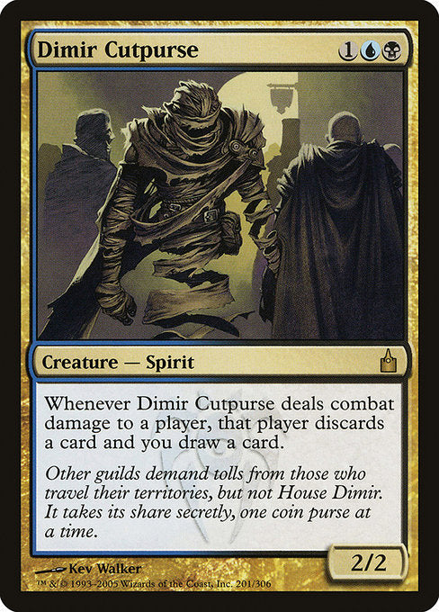 Dimir Cutpurse [Ravnica: City of Guilds]