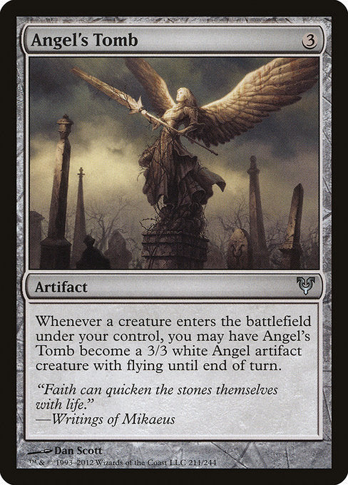 Angel's Tomb [Avacyn Restored]