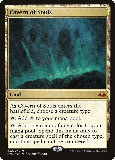 Cavern of Souls [Modern Masters 2017]
