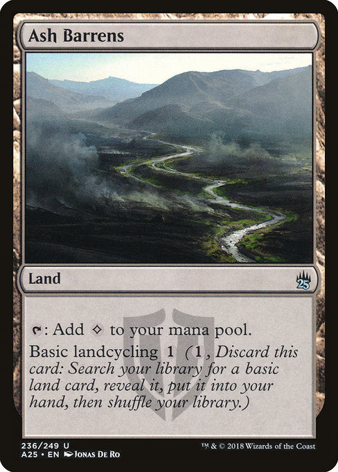Ash Barrens [Masters 25]