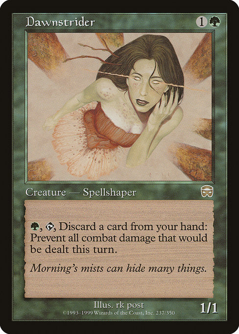 Dawnstrider [Mercadian Masques]