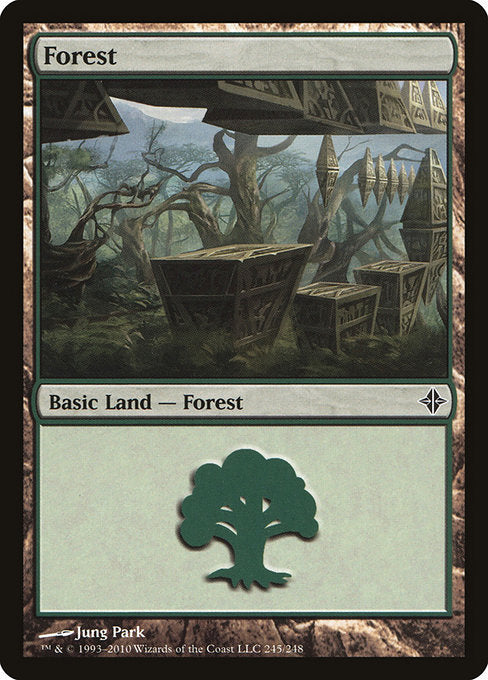 Forest [Rise of the Eldrazi]