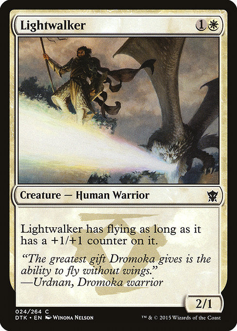 Lightwalker [Dragons of Tarkir]