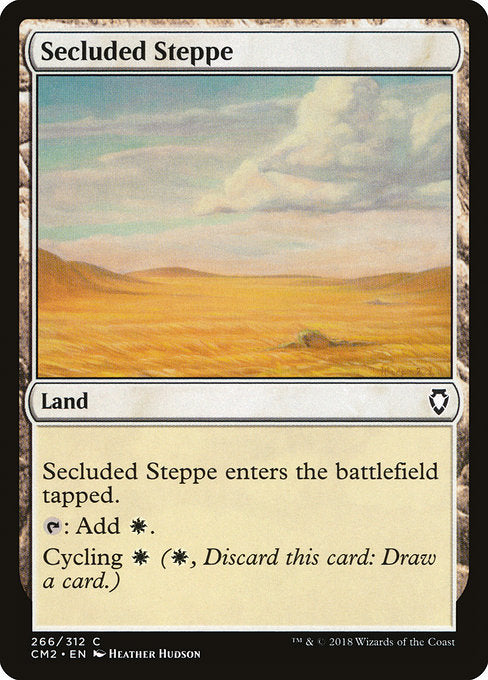 Secluded Steppe [Commander Anthology Volume II]