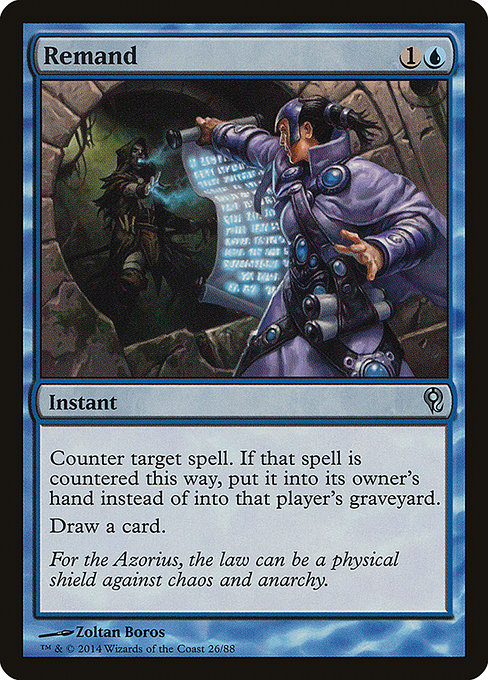 Remand [Duel Decks: Jace vs. Vraska]