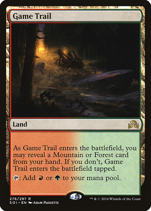 Game Trail [Shadows over Innistrad]
