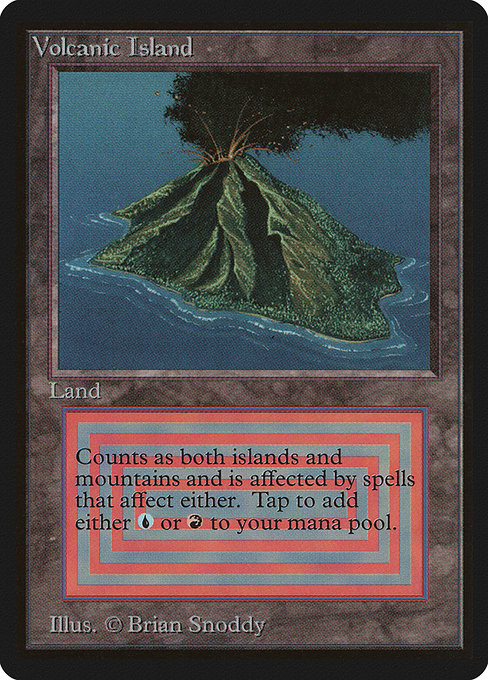 Volcanic Island [Limited Edition Beta]