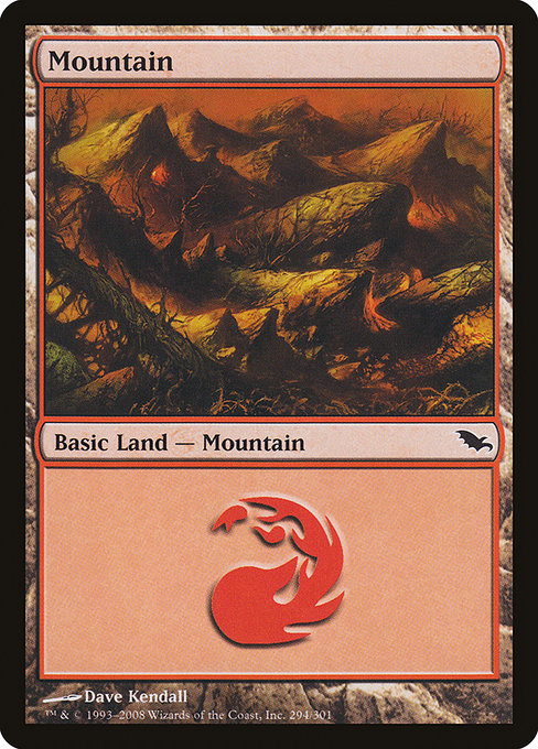 Mountain [Shadowmoor]