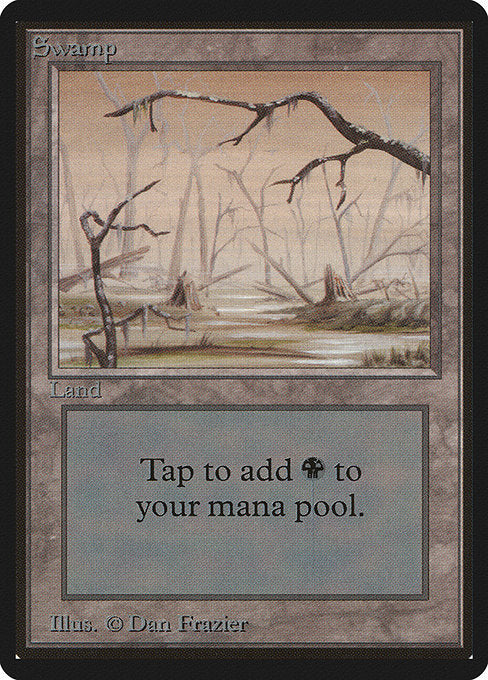 Swamp [Limited Edition Beta]