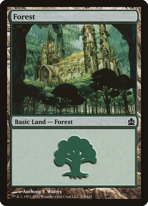 Forest [Commander 2011]