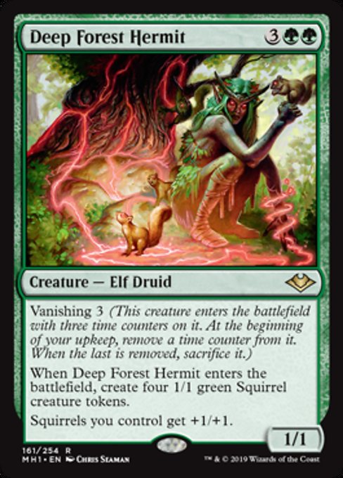 Deep Forest Hermit [Modern Horizons] | The Dark Side