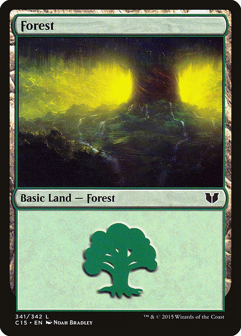 Forest [Commander 2015]