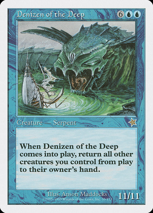 Denizen of the Deep [Starter 1999]