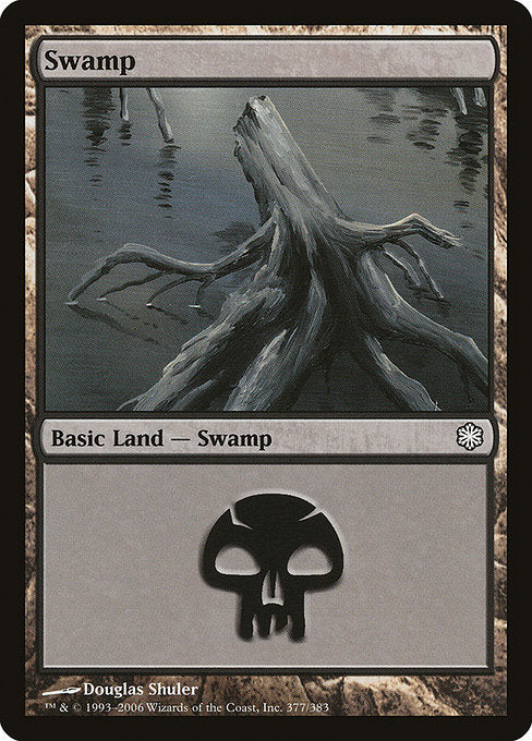 Swamp [Coldsnap Theme Decks]