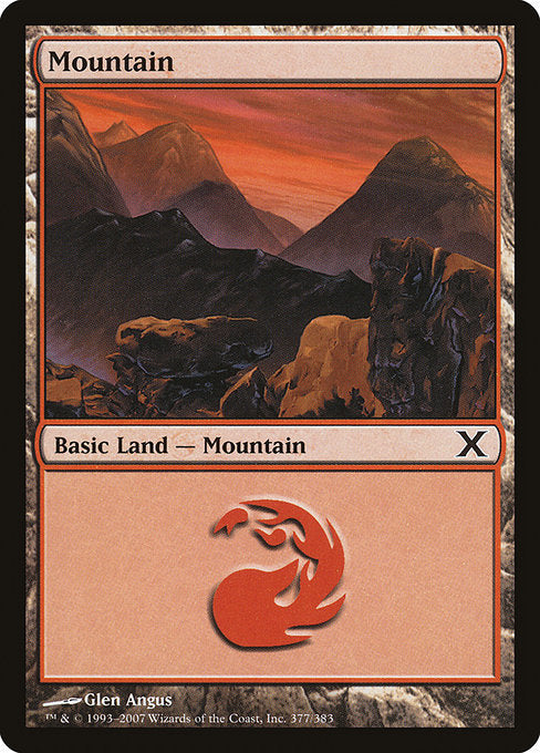 Mountain [Tenth Edition]