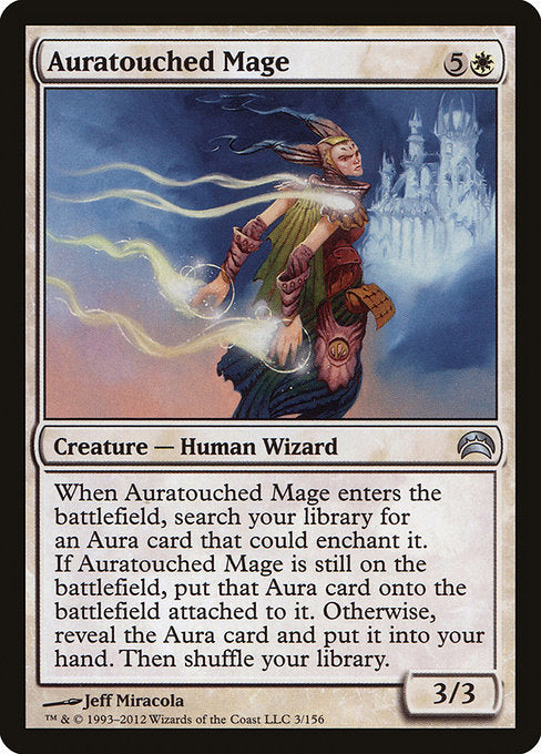Auratouched Mage [Planechase 2012]