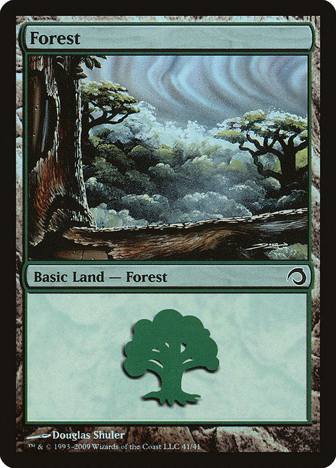 Forest [Premium Deck Series: Slivers]
