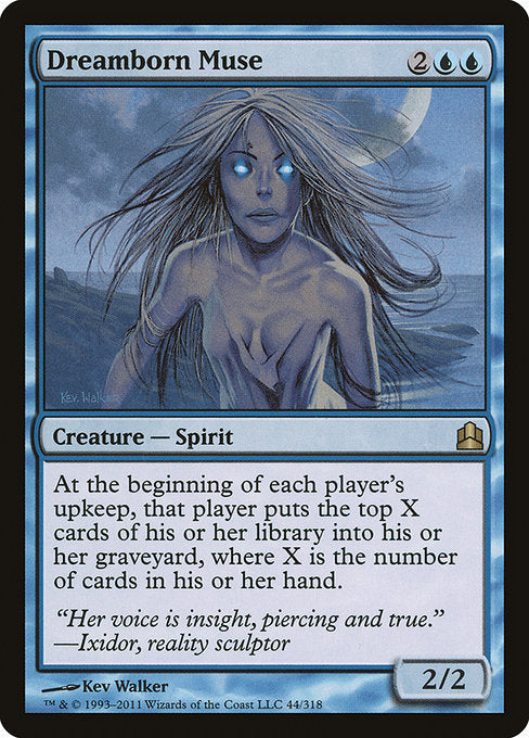 Dreamborn Muse [Commander 2011]