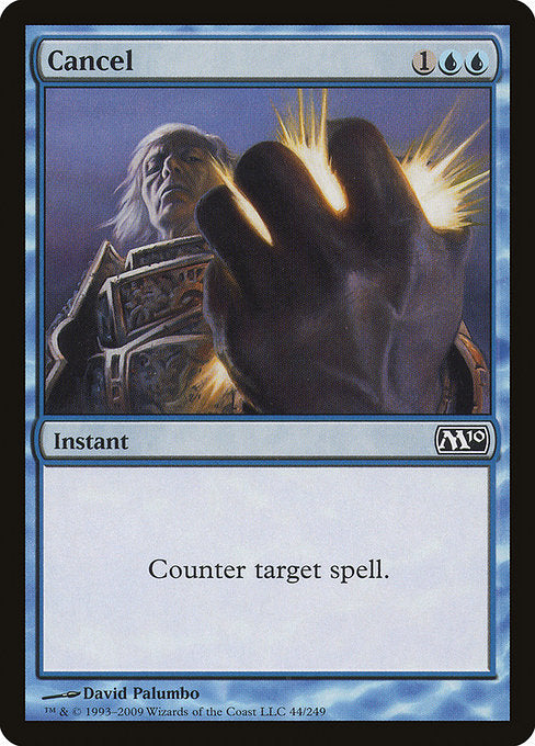 Cancel [Magic 2010]