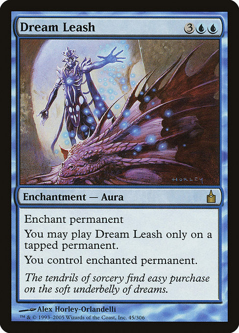 Dream Leash [Ravnica: City of Guilds]