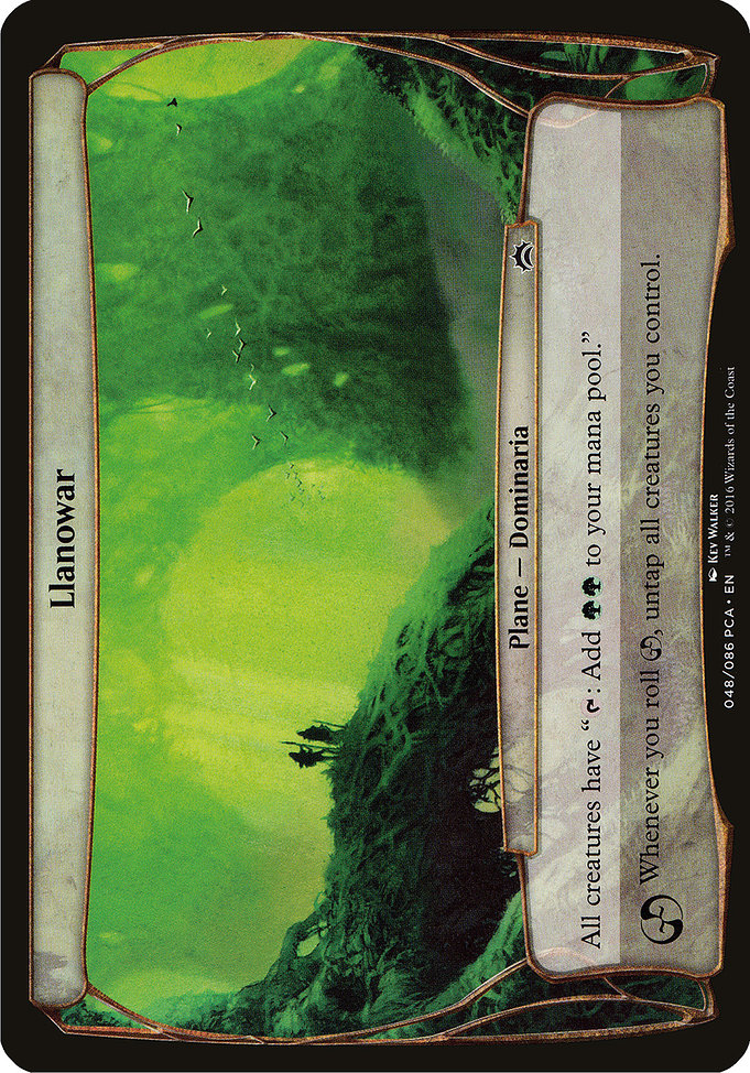 Llanowar [Planechase Anthology]