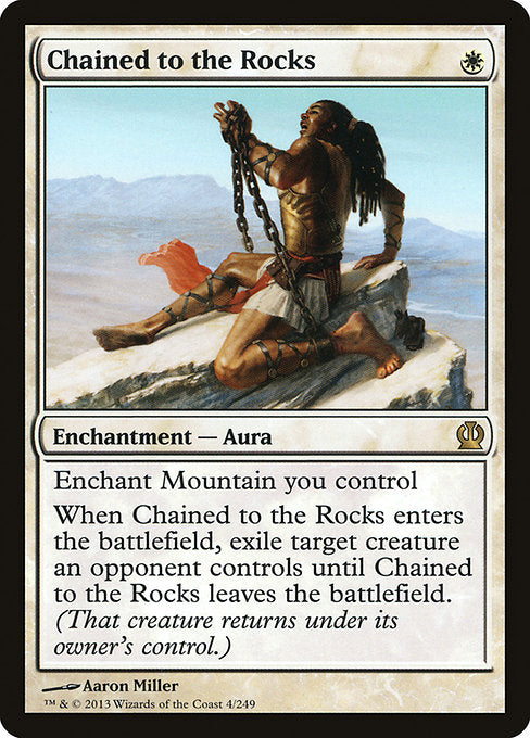 Chained to the Rocks [Theros]