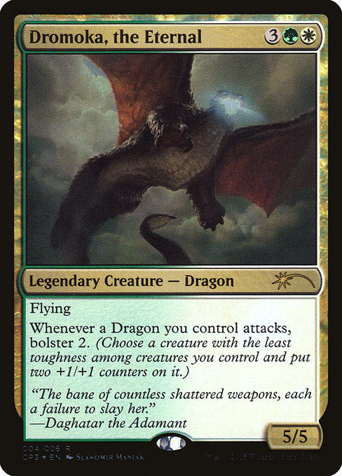 Dromoka, the Eternal [Magic Origins Clash Pack]