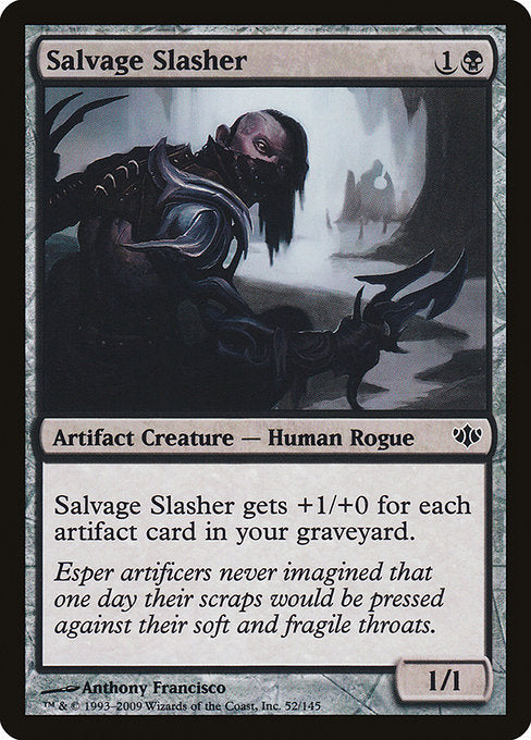 Salvage Slasher [Conflux]