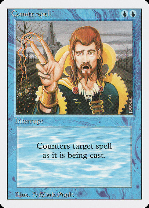 Counterspell [Revised Edition]