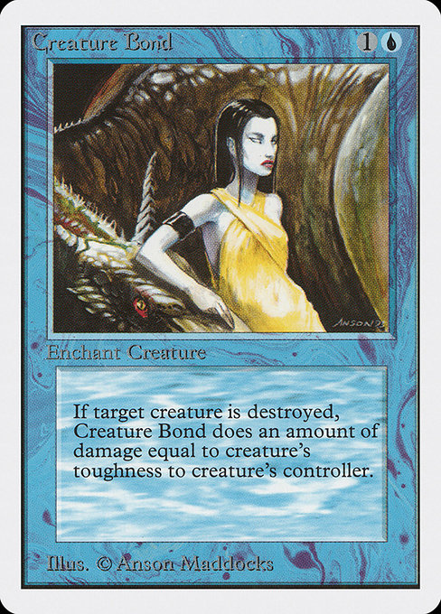Creature Bond [Unlimited Edition]
