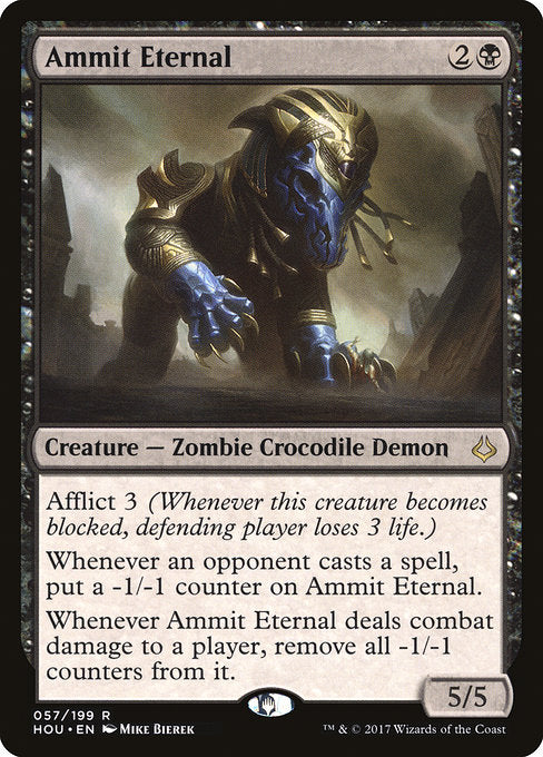 Ammit Eternal [Hour of Devastation]