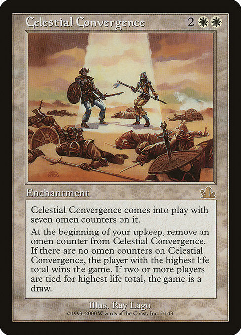 Celestial Convergence [Prophecy] | The Dark Side