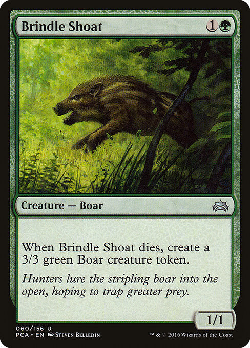 Brindle Shoat [Planechase Anthology]