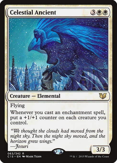 Celestial Ancient [Commander 2015]