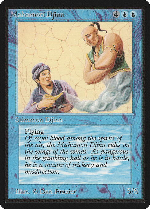 Mahamoti Djinn [Limited Edition Beta]