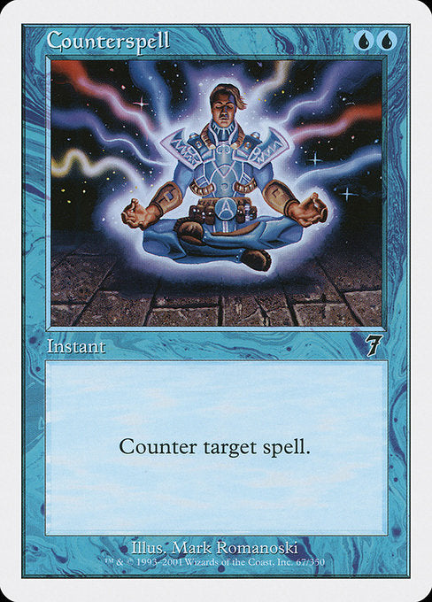Counterspell [Seventh Edition]