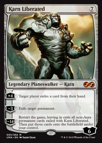 Karn Liberated [Ultimate Masters]