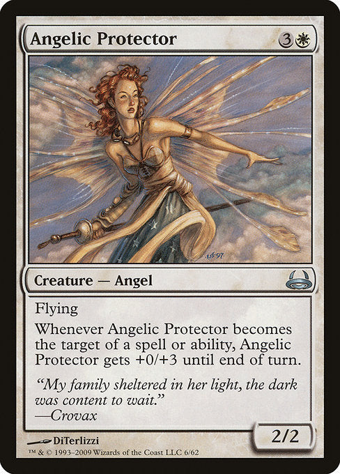 Angelic Protector [Duel Decks: Divine vs. Demonic]