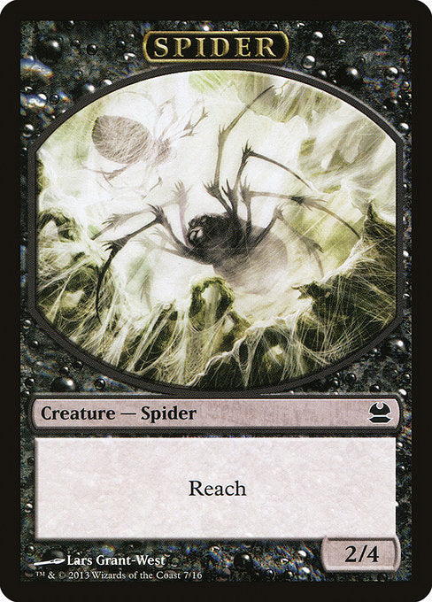 Spider [Modern Masters Tokens]