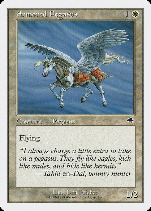 Armored Pegasus [Battle Royale Box Set]