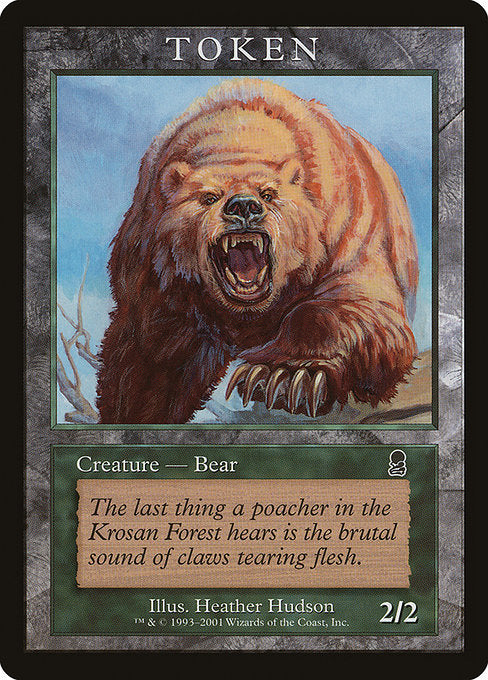 Bear [Magic Player Rewards 2001]