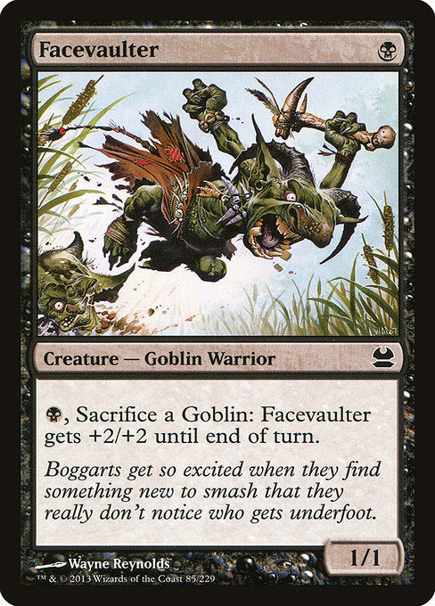Facevaulter [Modern Masters]