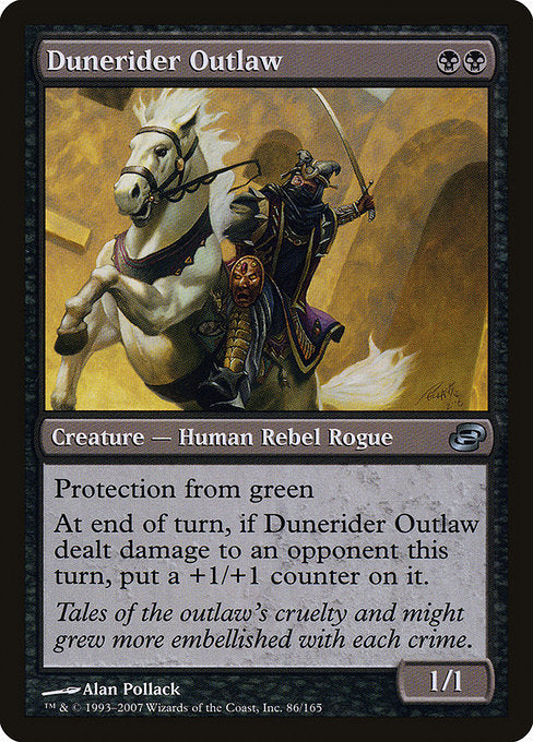 Dunerider Outlaw [Planar Chaos]