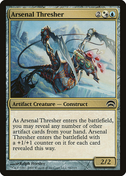 Arsenal Thresher [Planechase]