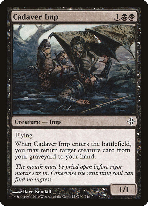 Cadaver Imp [Rise of the Eldrazi]
