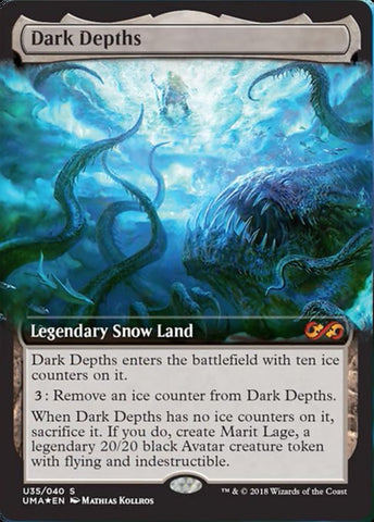 Dark Depths [Ultimate Box Topper]