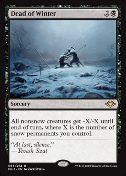 Dead of Winter [Modern Horizons]